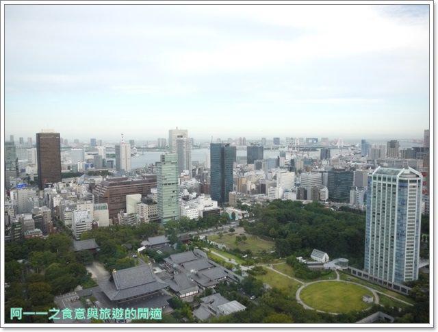 日本東京旅遊東京鐵塔芝公園夕陽tokyo towerimage019