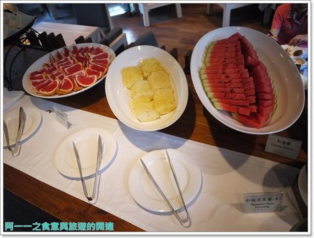 苗栗美食泰安觀止溫泉會館下午茶buffet早餐image048