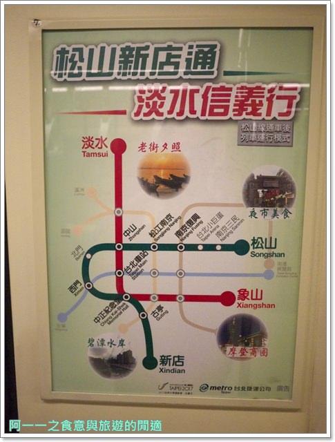 捷運松山線北門站台北博物館古蹟清代遺跡image001