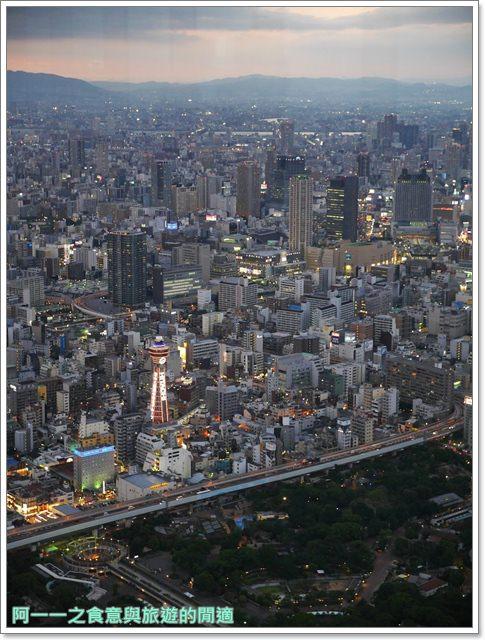 大阪景點.阿倍野展望台.harukas300.夜景.夕陽.天王寺image060