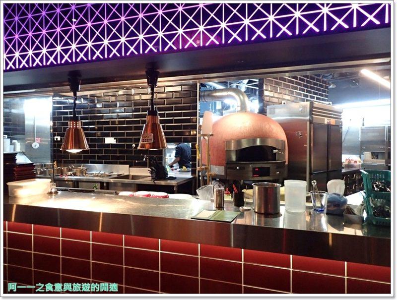 捷運淡水站美食.聚餐.樂尼尼義式餐廳.披薩image008