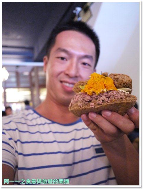 新北新店捷運大坪林站美食漢堡早午餐框框美式餐廳image029