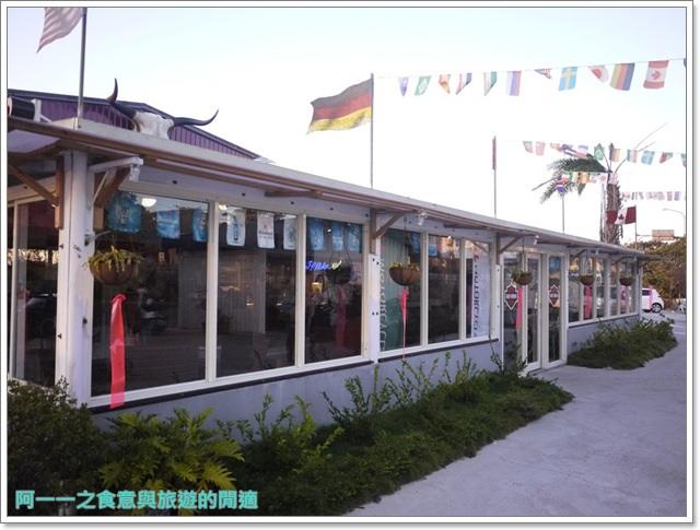 三芝美食美式料理漢堡鐵皮屋餐坊重機主題餐廳聚餐image007
