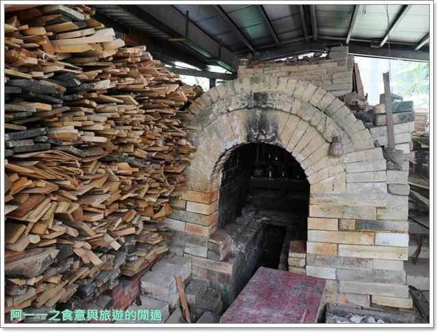 苗栗景點.竹南蛇窯.古窯生態博物館.旅遊.林添福老先生image041