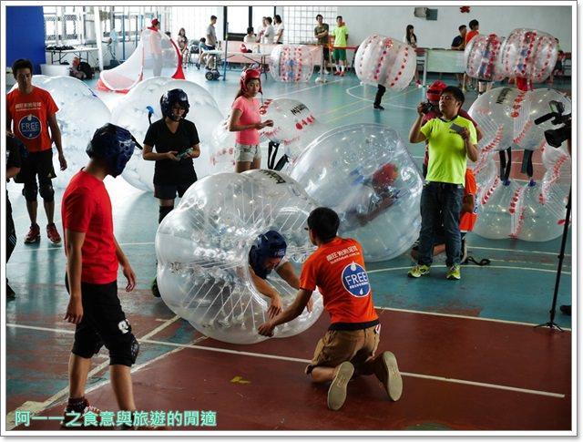瘋狂泡泡足球台灣.台北泰北高中.BubbleBall.窩客島image016