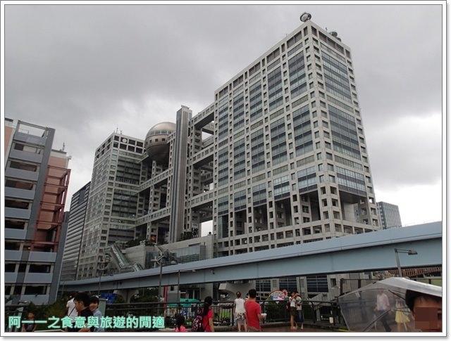 日本旅遊東京自助台場富士電視台hero木村拓哉image001