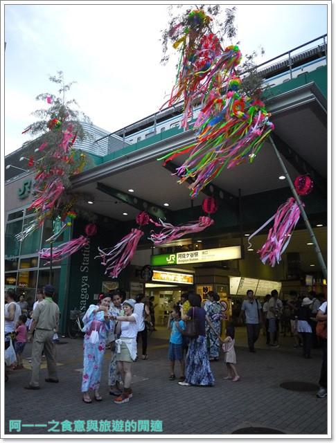 東京祭典阿佐ヶ谷七夕祭り花燈阿佐谷小吃image007