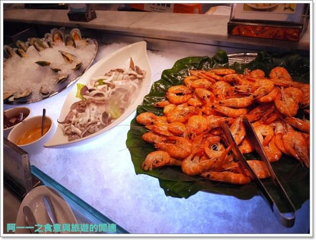 捷運世貿台北101美食饗食天堂吃到飽buffet海鮮螃蟹image019