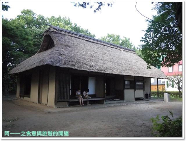 日本江戶東京建築園吉卜力立體建造物展自助image039