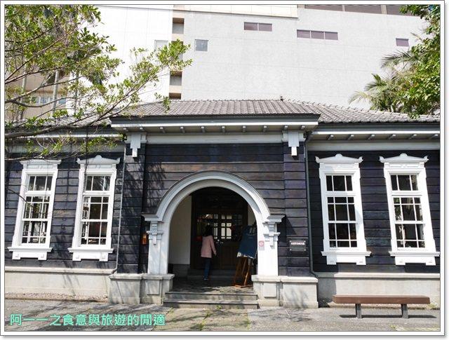 宜蘭新月廣場美食蘭城晶英蘭屋早午餐古蹟舊監獄門廳image009