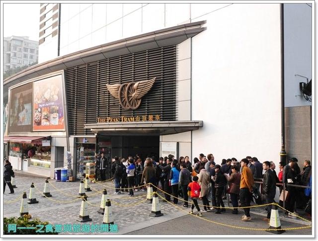 香港旅遊太平山夜景山頂纜車聖約翰座堂凌霄閣摩天台山頂廣場image065