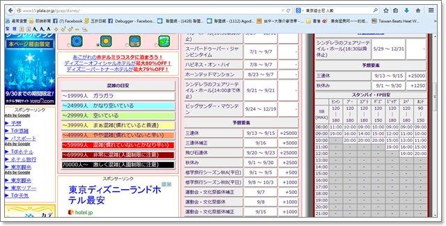 日本東京迪士尼門票購買午餐秀預約image002