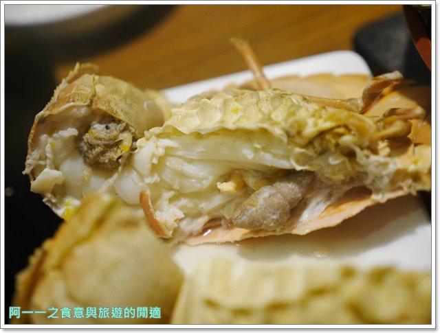 捷運東門站永康街美食宅涮涮鍋海鮮螃蟹大沙母image052