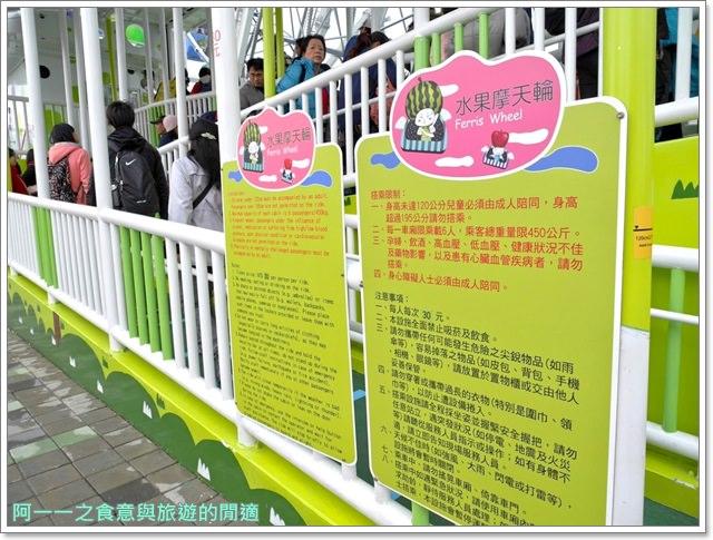 台北兒童新樂園捷運士林站水果摩天輪悠遊卡image037