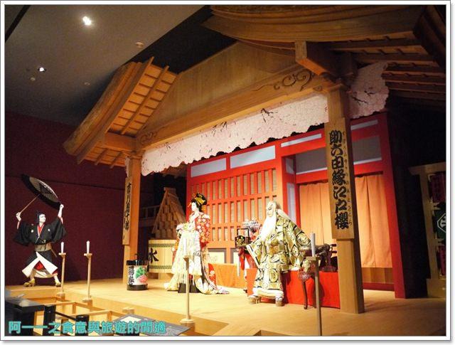日本東京自助景點江戶東京博物館兩國image072