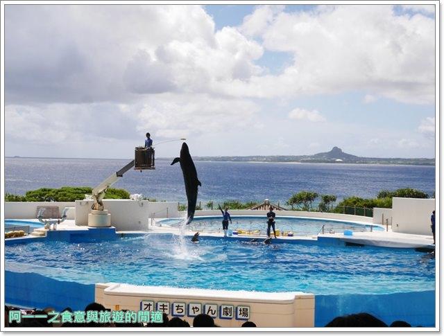 沖繩美麗海水族館.海洋博紀念公園.海豚秀.親子旅遊image086