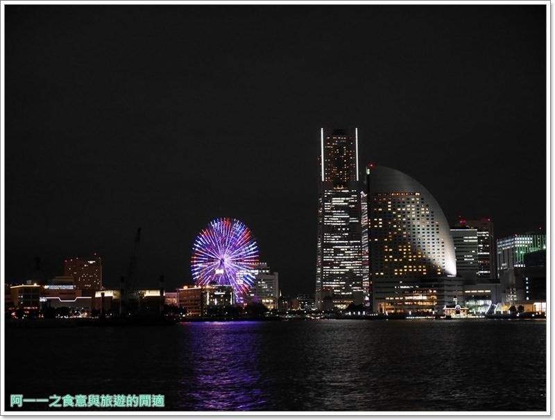 橫濱港夜景.veltra.東京旅遊.觀光船.日劇.浪漫image038