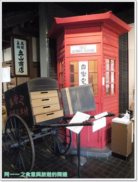東京自助旅遊上野公園不忍池下町風俗資料館image046