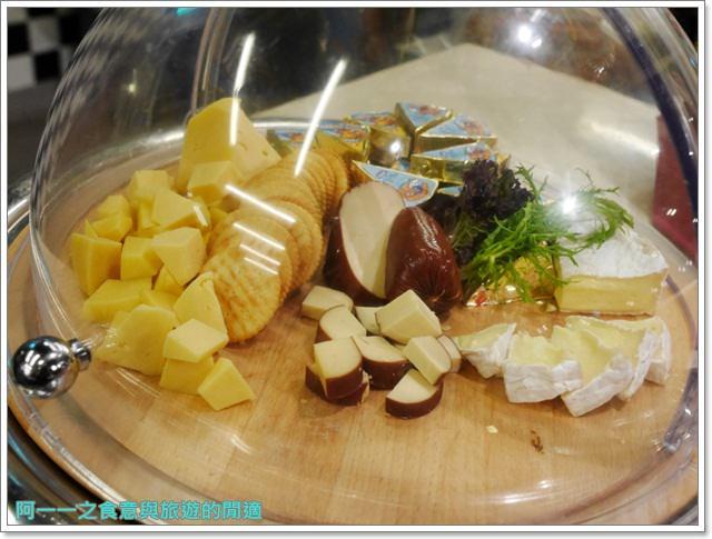台北車站美食凱撒大飯店checkers自助餐廳吃到飽螃蟹馬卡龍image017