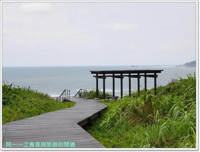 北海岸石門景點.富貴角燈塔.台灣百合.小旅行.踏青步道image008