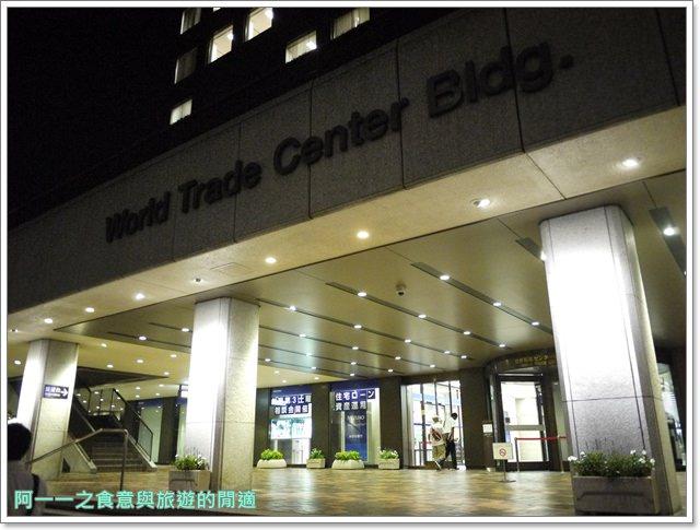 東京景點夜景世界貿易大樓40樓瞭望台seasidetop東京鐵塔image003
