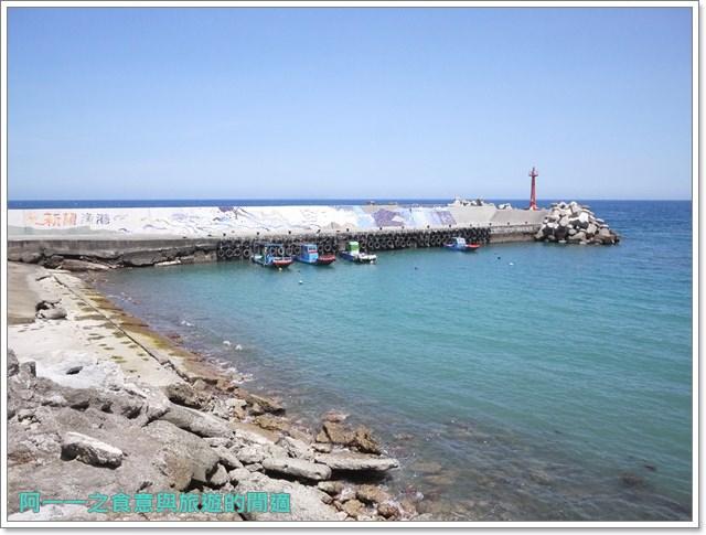 台東美食旅遊來看大海義大利麵無敵海景新蘭漁港image007