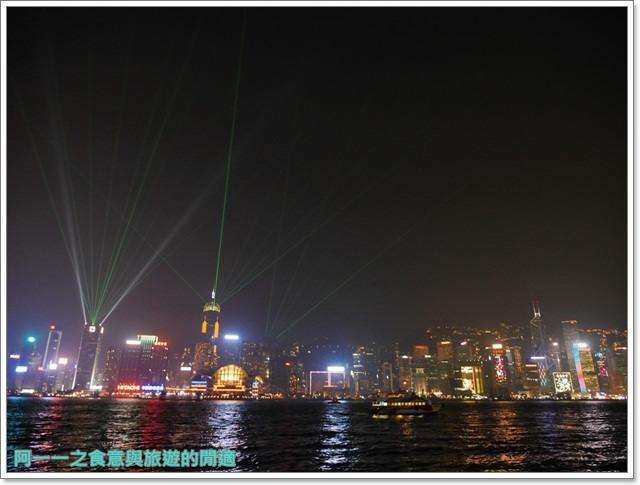 香港維多利亞港燈光秀星光大道幻彩詠香江夜景image027
