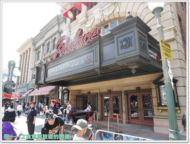 大阪日本環球影城USJ小小兵樂園惡靈古堡航海王關西自助image051