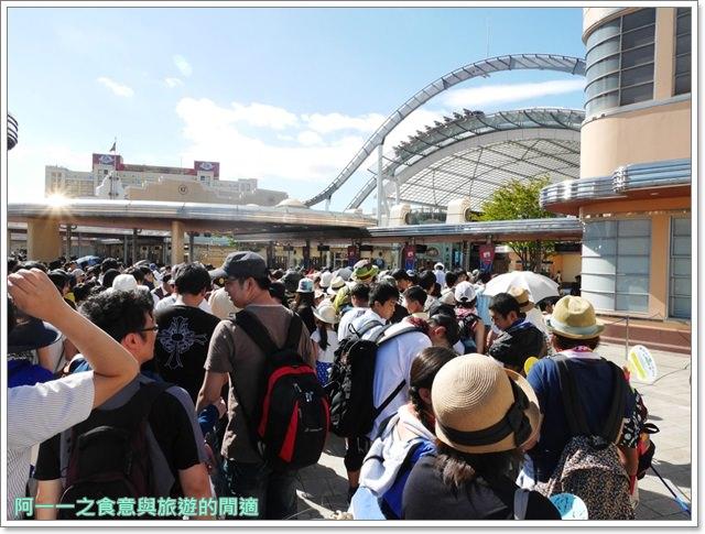大阪日本環球影城USJ小小兵樂園惡靈古堡航海王關西自助image010