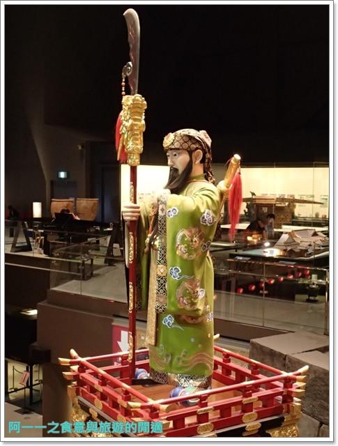 日本東京自助景點江戶東京博物館兩國image017