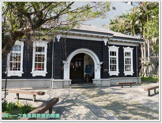 宜蘭新月廣場美食蘭城晶英蘭屋早午餐古蹟舊監獄門廳image008