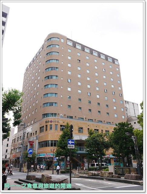 日本岡山住宿.岡山後樂園飯店.岡山車站.交通方便image016