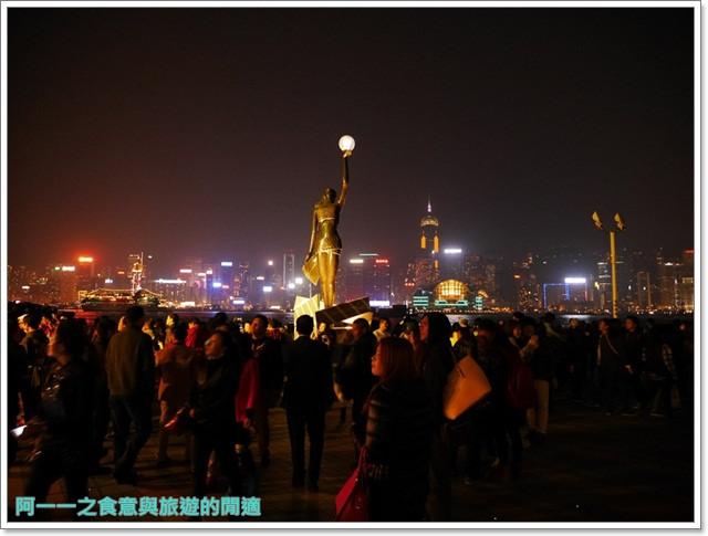 香港維多利亞港燈光秀星光大道幻彩詠香江夜景image008