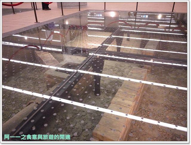 捷運松山線北門站台北博物館古蹟清代遺跡image026