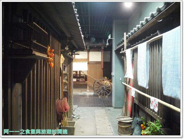 東京自助旅遊上野公園不忍池下町風俗資料館image054