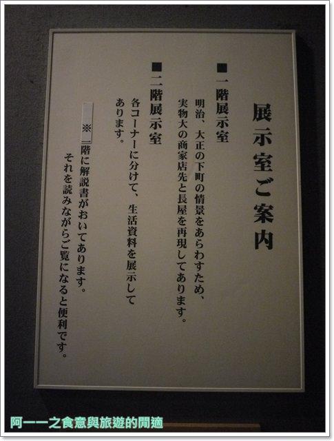 東京自助旅遊上野公園不忍池下町風俗資料館image076