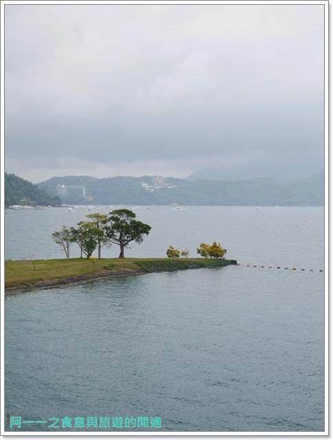 日月潭南投旅遊景點低碳鐵馬電動車電動船雲品下午茶image034