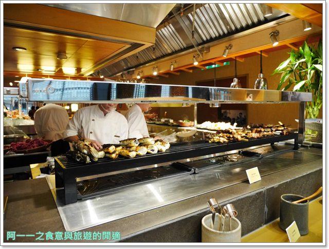 捷運台北101站美食君悅酒店彩日本料理buffet吃到飽image026
