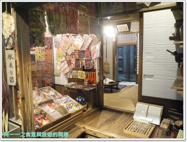 東京自助旅遊上野公園不忍池下町風俗資料館image062