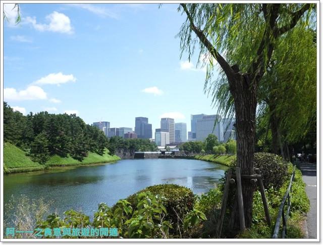 日本東京旅遊自助皇居外苑二重橋櫻田門和田倉噴水公園image001