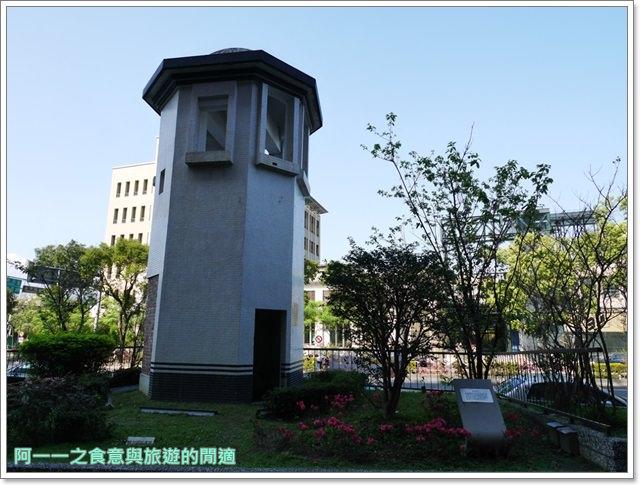宜蘭新月廣場美食蘭城晶英蘭屋早午餐古蹟舊監獄門廳image004