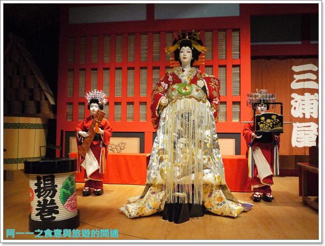 日本東京自助景點江戶東京博物館兩國image073