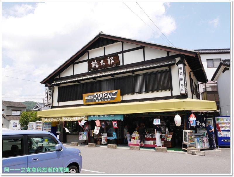 日本岡山旅遊.吉備津神社.桃太郎.迴廊.image014