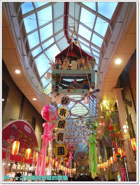 東京祭典阿佐ヶ谷七夕祭り花燈阿佐谷小吃image036