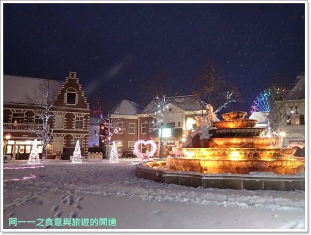 九州旅遊.豪斯登堡.光之王國.雪.日本.主題樂園image049