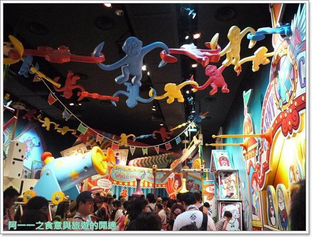 東京迪士尼海洋 Tokyo DisneySea 阿一一image079