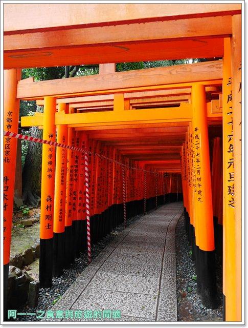 伏見稻荷大社.京都神社.千本鳥居.日本關西自助旅遊image034