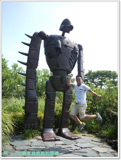 三鷹之森吉卜力宮崎駿美術館日本東京自助旅遊image033
