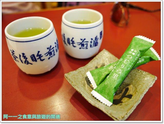 茶寮都路里.京都美食.高台寺店.抹茶.甜點.剉冰.霜淇淋.涼麵image014