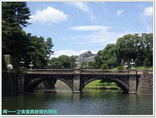 日本東京旅遊自助皇居外苑二重橋櫻田門和田倉噴水公園image025